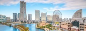 Yokohama City.